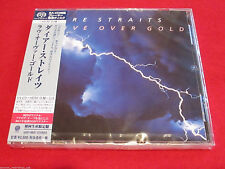 DIRE STRAITS - LOVE OVER GOLD - JAPAN JEWEL CASE SACD SHM - UIGY-9637