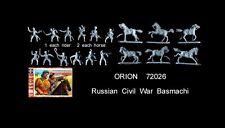Orion 72026 Russian Civil War Basmachi, 1/72 toy soldiers