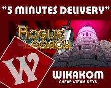 Rogue Legacy - PC - Mac - Linux - Steam - Region Free Gift Fast Delivery