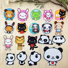 Animal Cartoon Cute Kid Iron On Patch Sew Applique Craft Embroidered 1pcs 9c