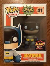 Batman Alamo City Convention Exclusive Funko Pop! (Classic TV) Metallic Vinyl