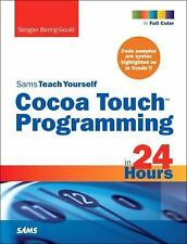 Sams Teach Yourself Cocoa Touch Programming in 24 Hours-ExLibrary