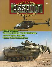 Assualt: Journal of Armored & Heliborne Warfare Volume 16 Item No. 7816