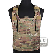 Emerson Tactical MOLLE System RRV Rhodesian Recon Vest Chest Rig Plate Carrier