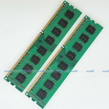 8GB 2x4GB PC3-12800 DDR3 1600 Mhz 240Pin 8G Ram For AMD Desktop DIMM Memory NEW