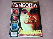 FANGORIA # 331, Bill Moseley, Texas Chainsaw Massacre 2, FREE SHIPPING USA