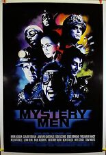 Mystery Men 1999 Original Movie Poster 27x40 Rolled, Double-Sided
