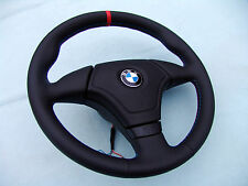 BMW AIRBAG EURO SPORTS STEERING WHEEL WITH THUMB RESTS, E36 M3,NEW NAPPA LEATHER