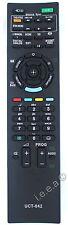 Ersatz fernbedienung für Sony TV KDL-32EX500 KDL-40S5500 KDL37S5500 KDL32S5500