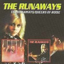 The Runaways/Queens of Noise by The Runaways (CD, Jun-2008, Raven)