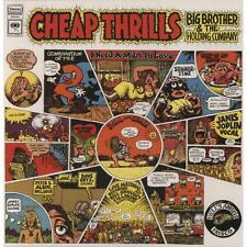 Cheap Thrills by Janis Joplin/Big Brother & the Holding Company (Vinyl,...