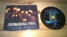 CD Metal Drowning Pool - Tear Away (1 Song) Promo ELEVEN SEVEN
