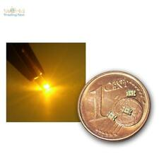 10 SMD LEDs 0805 Gelb, gelbe SMDs yellow giallo geel jaune gul amarillo SMT LED