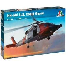 Italeri 1/48 HH-60J U.S. Coast Guard Plastic Model Kit 2741 ITA2741