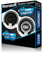 Renault Laguna Front Door Speakers Fli Audio car speaker set 210W