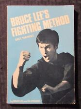 1993 BRUCE LEE'S Fighting Method Basic Training FN- 5.5 Ohara Paperback