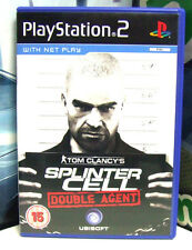 TOM CLANCY'S SPLINTER CELL DOUBLE AGENT - PS2 PLAYSTATION -3307210218261- MODENA