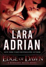 Edge of Dawn: A Midnight Breed Novel Adrian, Lara Hardcover