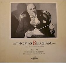 THOMAS BEECHAM/ROYAL PHILH. symphonie jupiter MOZART++