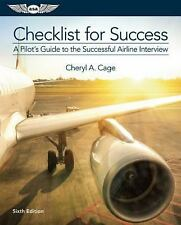 Professional Aviation: Checklist for Success : A Pilot's Guide to the...