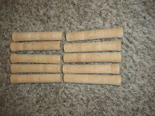 10 Rod Building Wrapping 6' long rear grips cork handles tennessee rods