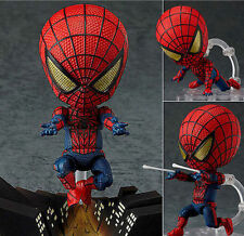 Nendoroid Series Avengers Amazing Spider-Man Cute Mini Action Figure Cosbaby !!