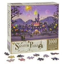 DISNEY GALLERY PARKS SERIES SIGNATURE PUZZLE SLEEPING BEAUTY CASTLE 1000 PCS
