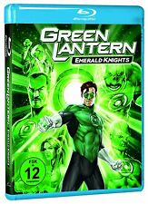 Green Lantern: Emerald Knoghts - Blu Ray Disc -
