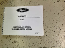 1995 Ford F150 F250 F-250 350 Bronco F SERIES Electrical Wiring Diagrams Manual