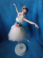 Barbie Doll * Prima Ballerina * Porcelain * Lighter Than Air