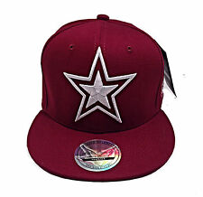 NEW PREMIUM STAR SIGN SNAPBACK FLAT PEAK BASEBALL CAP