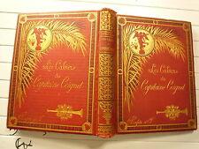 LES CAHIERS DU CAPITAINE COIGNET DE LOREDAN LARCHEY CHEZ HACHETTE 18 DESSIN 1888
