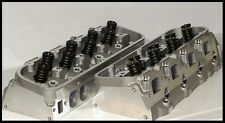 BIG BLOCK BBC CHEVY 454 496 300cc OVAL PORT ALUMINUM HEADS ASSEM. BBC-OVAL-272
