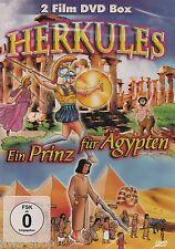 DVD - 2 Películas = Herkules / Un Príncipe para Egipto - Película de animación