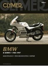 New Clymer Service Repair Shop Manual BMW K-Series 1985-1997 M500-3