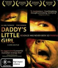 Daddy's Little Girl (Blu-ray, 2014)EX RENTAL DISC ONLY CAN POST 4 DISCS FOR $1.4