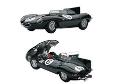 JAGUAR D-TYPE #6 1955 LE MANS WINNER W/OPENINGS 1/43 AUTOART 65586