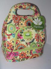 Lily Bloom BUSY BEE Karma Nylon Joy Lunch Tote Box