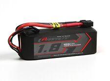 Turnigy Graphene 1800mAh 4S 14.8V 65C 130C Lipo Battery Pk XT60 FPV Multirotor