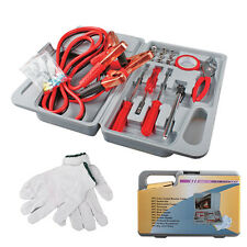Roadside Emergency Assistance Toolkit - 29 Pieces Car Repair Tool Kit