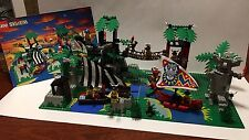 Lego Pirates Enchanted Island 6278 100% complete with instructions