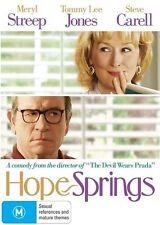 HOPE SPRINGS : NEW DVD