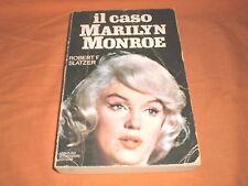 robert slatzer il caso marilyn monroe mondadori 1980