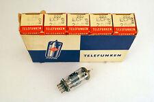 5 Pcs NOS Telefunken ECF200 / 6X9 Audio / Radio Vacuum Tubes NIB