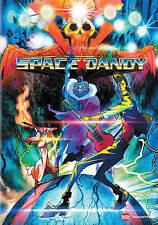 Space Dandy: Season 1 (Blu-ray/DVD, 2015, 4-Disc Set, Limited Edition)