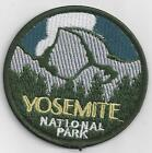 SOUVENIR TRAVEL PATCH -YOSEMITE NATIONAL PARK