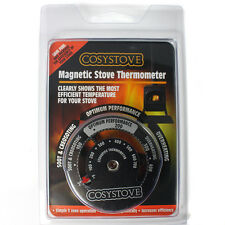 Latest for 2017 COSYSTOVE Magnetic stove Fan Temperature Gauge Stove Thermometer