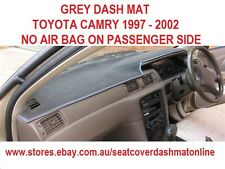DASH MAT,DASHMAT, FIT TOYOTA CAMRY 1997-2002,  GREY