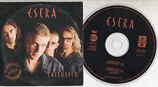 ESTRA CD single PROMO 2 tracce MASSIMO BUBOLA  made in ITALY Cattolico