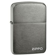"Zippo Lighter 1941 Replica ""Black Ice"" NEW IN BOX"